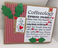 Coloring outside the lineZ: Holiday Coffee Lover's Blog Hop