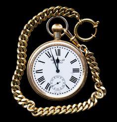 Pocket Watch #watch #vintage #time