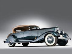 1933 Chrysler Custom Imperial Five-Passenger Phaeton