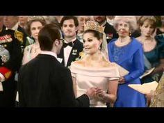 Crown Princess Victoria and Daniel Westling - Wedding Day - 19 June 2010