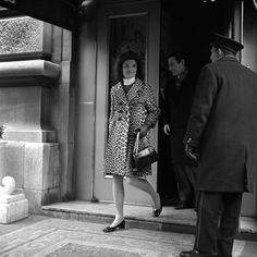 Las mejores imagenes antiguas de estampado de leopardo: Jackie Kennedy   Galería de fotos 6 de 29   Vogue
