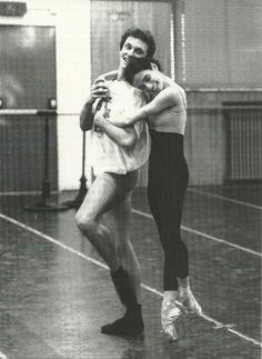 Manuel Legris & Alessandra Ferri