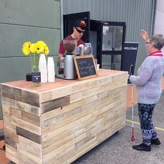 #citylife church - coffee cart!