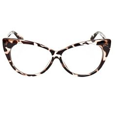 iB-iP or Zac Posen womens Cateye Clear Lense Eyeglasses, Leopard Cool Glasses, New Glasses, Cat Eye Glasses, Glasses Online, Glasses Frames, Cheap Eyeglasses, Eyeglasses For Women, Glasses Trends, Lunette Style
