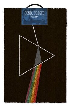 Wycieraczka, Plakat, Obraz Pink Floyd - Dark SIde Of The Moon Door Mat | Kup na Posters.pl