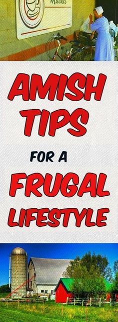 Amish frugal living tips Frugal Living Tips, Frugal Tips, Simple Life Hacks, Budgeting Money, Financial Tips, Survival Prepping, Way Of Life, Simple Living, Money Management
