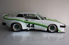 1979 Triumph TR8 race car.
