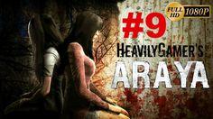 ARAYA | Indie Steam Horror Gameplay Walkthrough Part 9: Bad Ending?/Merr...