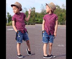 Kids fashion...this child tho