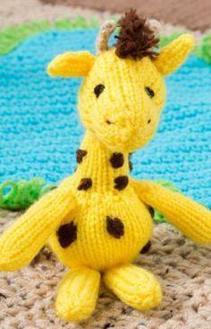 Georgie Giraffe Free