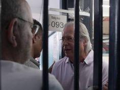 Dirceu é preso em Brasília e será levado para Curitiba... E aconteceu o que José Dirceu tanto temia…