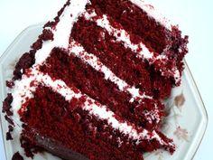 Red Velvet Cake – Veronica's Cornucopia