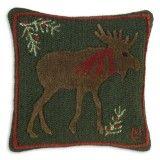 moose pillow!