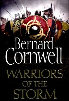 Cover image for Warriors of the storm / Bernard Cornwell.