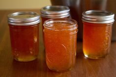 Grapefruit Jam: Tangy and Terrific