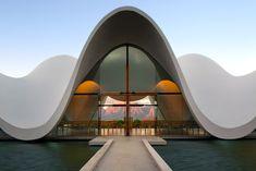 Incredible Bosjes Canopy Chapel In South Africa – Fubiz Media