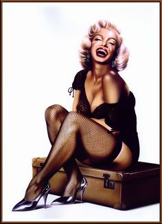 Pin Up Girls Photo:  This Photo was uploaded by scarred8. Find other Pin Up Girls pictures and photos or upload your own with Photobucket free image and ...