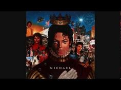 Michael Jackson - Michael [Full CD Album]
