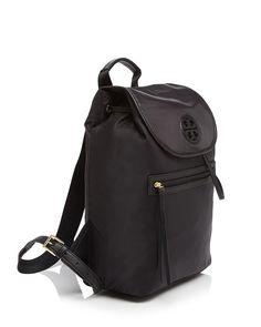 Tory Burch Backpack - Nylon | Bloomingdale's