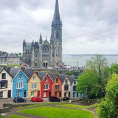 Cobh Port , Ireland This beautiful picture is by @lowghun
