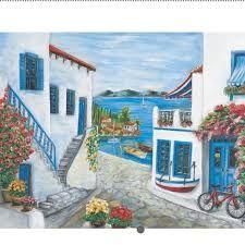 bodrum evleri painting ile ilgili görsel sonucu