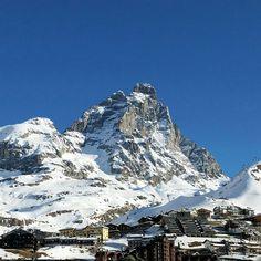 Si parte da Cervinia per Zermatt e Visp nel Vallese  #experiaitalia #raiexpo #padiglioneitalia #politecnicodimilano #expo2015 #viaggio #italia