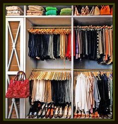 Can I have this closet? Like now?