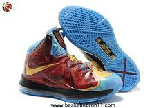 buy popular 4cb86 4af2c Buy Sale Nike Zoom Lebron X 10 Celebration Pack Red Gold MVP Basketball Shoes  Shoes from Reliable Sale Nike Zoom Lebron X 10 Celebration Pack Red Gold  MVP ...