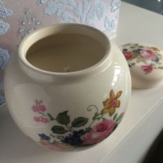 A personal favourite from my Etsy shop https://www.etsy.com/uk/listing/263382184/handmade-soy-candle-in-vintage-1950s