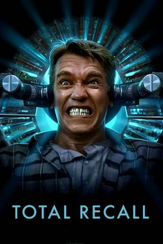 Total Recall movie poster Fantastic Movie posters #SciFi movie posters #Horror movie posters #Action movie posters #Drama movie posters #Fantasy movie posters #Animation movie Posters