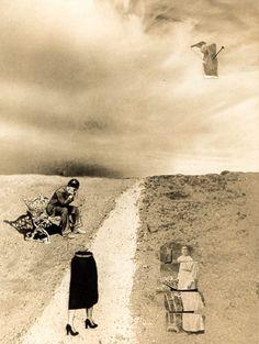 Extrañamiento, 1948. Los sueños de Grete Stern.