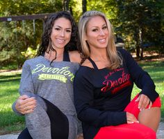 Dana & Gina- Founders, Devotion Nutrition