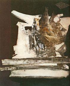 A Fome 1961 | Manabu Mabe óleo sobre tela, c.i.d. 250.20 x 200.00 cm