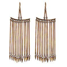 earrings - a peace treaty