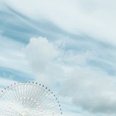 Color Azul Pastel - Pastel Blue!!! Ferris wheel