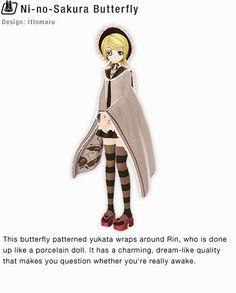 Ni-no-Sakura Butterfly