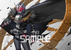 Kamen Rider Decade, Kamen Rider Series, Black Anime Characters, Sci Fi Characters, Character Concept, Character Art, Character Design, One Punch Man Heroes, Japanese Superheroes