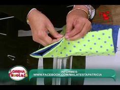 Lorena y Nicolasa: sepa cómo hacer decorativos cestos con tela - YouTube Quilt Blocks, Projects To Try, Youtube, Sewing, How To Make, Diy, Crafts, Quilts, Crochet