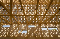 Tautra Monastery / JSA, what a great pattern of light this would create