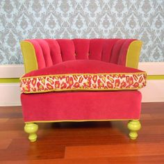 Bubble Gum Chair, $1,269, now featured on Fab.DELISH!~
