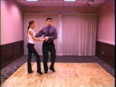 Parker Dearborn & Jessica Cox Dance Workshop - left side pass at ~1:45 with the shoulder thing is good.