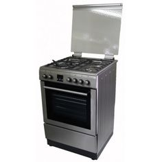 60cm Freestanding Electric Oven with Gas Hob by Award AGE152-1CT $1899 BBONLINE  3.2kW