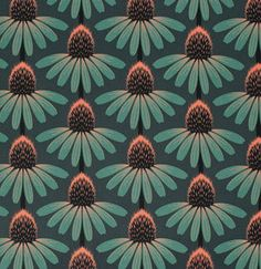 Anna Maria Horner - endpaper (would love this as a wallpaper)