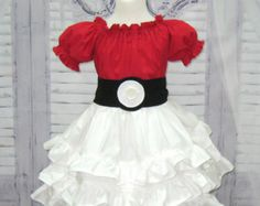 Girls holiday dress black red ivory holiday dress toddler holiday