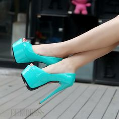 US$45.99 Frozen Summer Concise Design Lady's High Heels Prom Shoes. #Shoes #High #Shoes #Design