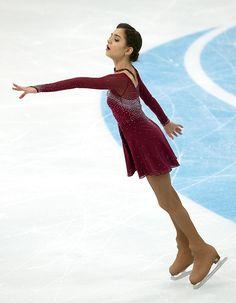 Evgenia Medvedeva, Rostelecom Cup 2015