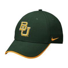 Baylor Nike Dri-FIT coaches adjustable cap