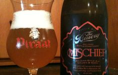 I am very glad to have tried this, and overall I think it is a very good beer.