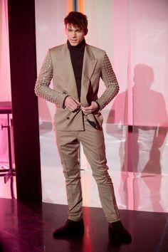 JEAN PAUL GAULTIER AUTOMNE-HIVER 2013-2014 Paris Jean Paul Gaultier, 2013, Suit Jacket, Fall Winter, Jacket, Suit Jackets, Smoking Jacket