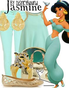 DisneyBound is meant to be inspiration for you to pull together your own outfits which work for your body and wallet whether from your closet or local mall. As to Disney artwork/properties: ©Disney Disney Princess Outfits, Disney Themed Outfits, Disney Bound Outfits, Disney Dresses, Disney Clothes, Disney Inspired Fashion, Character Inspired Outfits, Disney Fashion, Women's Fashion